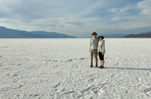 Michael and Yvonne - Badwater Basin