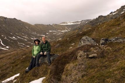 Yvonne and Michael - Alaska
