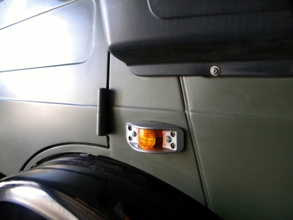 New Marker Light Covers