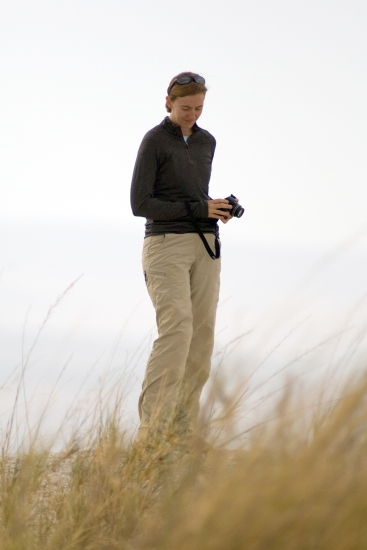 Yvonne in Kenya