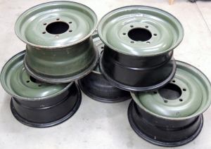 20 inch Steel U1300L Wheel Rims