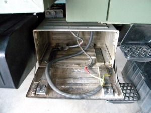 Battery Box Before