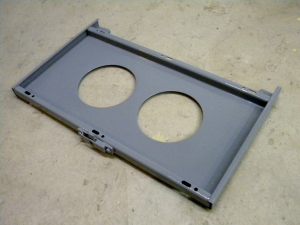 Battery Tray - After