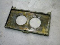 Battery Tray - Before