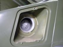 Cabin Air Fan