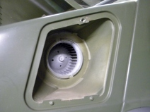 Cabin Air Fan