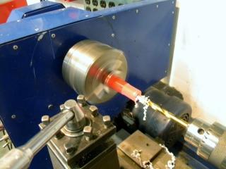 Machining Hazard Light Button Replacement