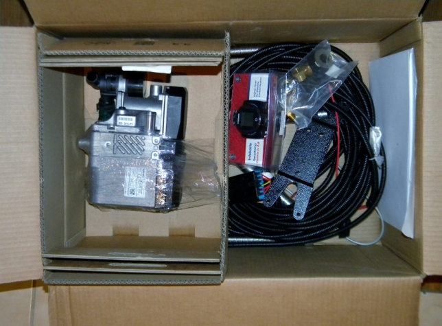 Webasto Engine Coolant Heater