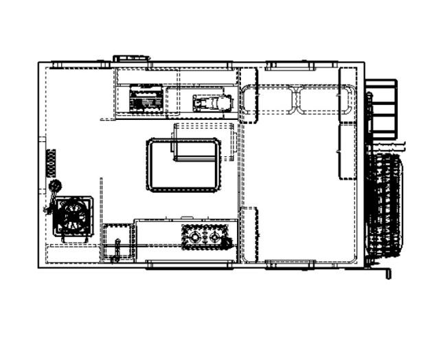 Fuchs Habitat Floorplan