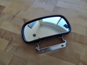 Received Down Looking Mirror