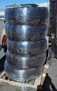 Received Tires