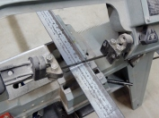 Cut Steel Angle for Subframe