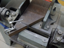 Cutting Mount Material
