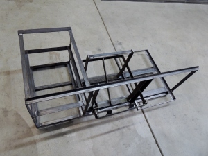 Driver Side Storage Mount Assembly