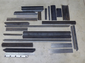 Kitted Steel for Storage Mount Assemblies