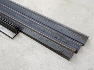 Steel Angle for Subframe