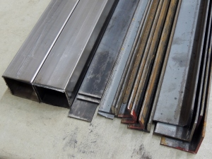 Steel for Storage Accesory Mounting