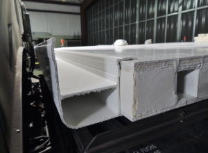 Dry Fit Forward Lower Extrusion
