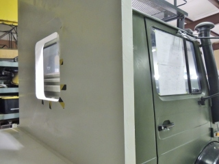 Dry Fit Front Panel