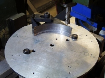 Milling Corner Fillets for Bellows Connection