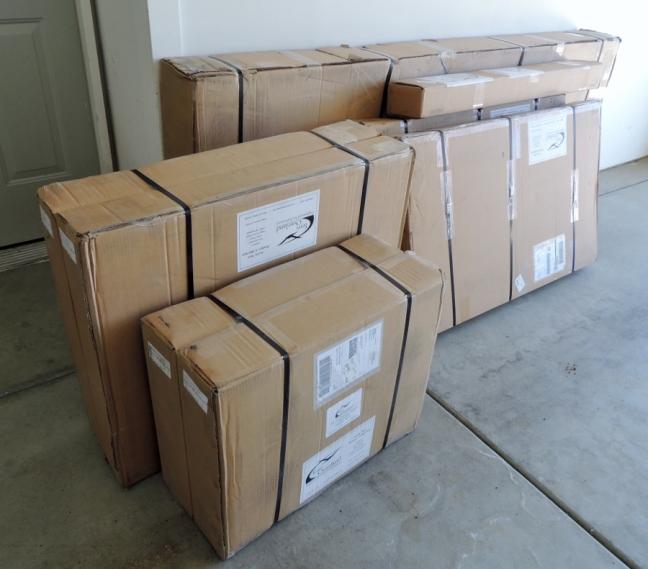 Tern Overland Shipment