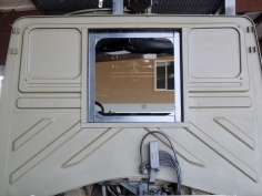 Final Installed Cab Inner Passthrough Frame (3)