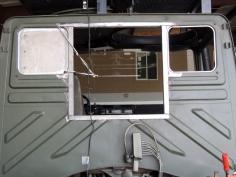 Installing Window Fill Plates