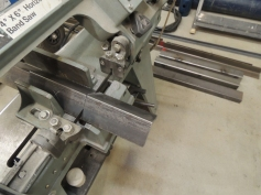 Cutting Steel for Tire Mount Frame