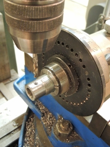 Machined Sand Ladder Hold Down Nut Components