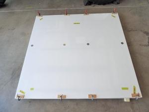 Steel Hardpoint Rear Wall Bond Complete
