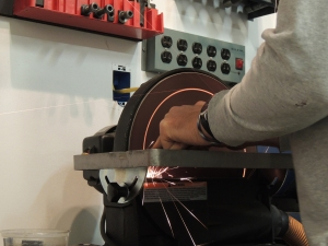 Truing Tire Hoist Component