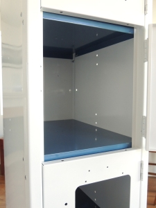 Assembled Kitchen Locker
