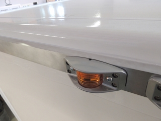 Bonded Forward Upper Marker Light Rail