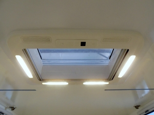 Electrically Tested End to End Wiring of Roof Hatch Lights