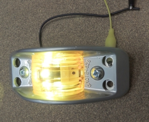 Function Checking LED Marker Light Bulb