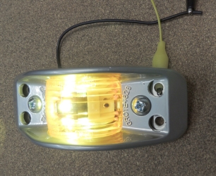 Function Checking LED Marker Light Bulb