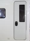 Installed Habitat Door