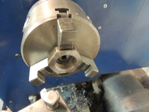 Machined Sand Ladder Spacer Retainer Nut
