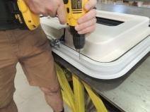 Prep Work for Installing Habitat Door
