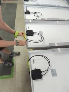 Preparing to Install Solar Panels