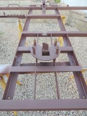 Primed Rear Frame