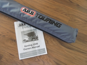 Received ARB Awning