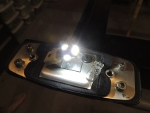 Replaced 12V Marker Lights with 24V LED Bulbs