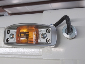 Wired Forward Marker Lights