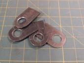 Fabricated Tie Down Loop Bracket Plates