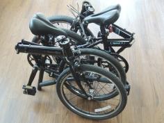 Received Dahon Folding Bikes