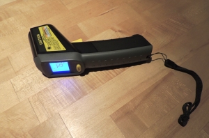 Received Infrared Pyrometer
