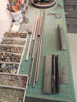 Roof Rack Material Kit
