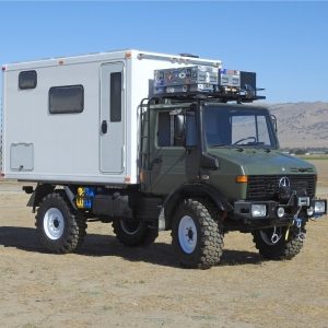 Current Truck Configuration