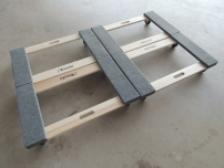Furniture Dollies for Moving Habitat in Shop